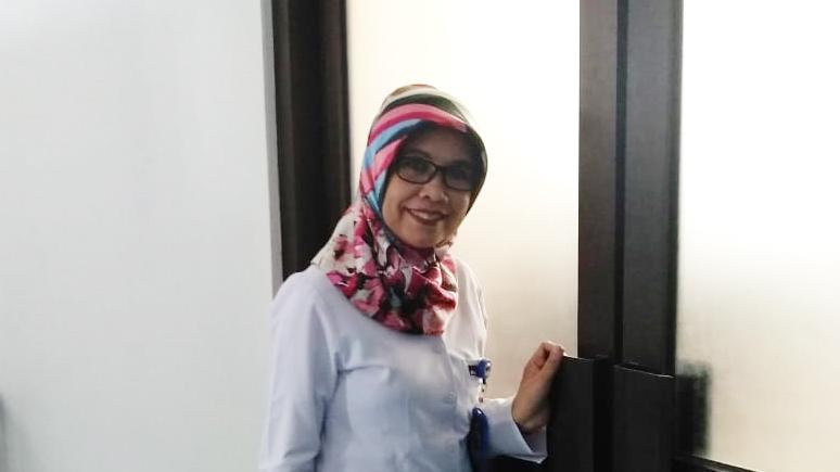 Kepala LPP RRI Malang, Teguh Yuli Astuti.