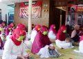 Jamaah Tahlil Kelurahan Cepokomulyo Kepanjen Menggelar Doa Bersama