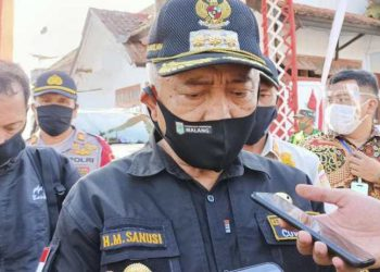 Bupati Malang, HM Sanusi