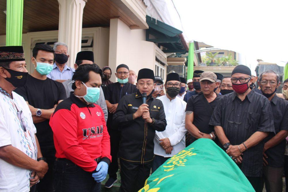 Mantan Wakil Wali Kota Malang Berpulang, Sutiaji Ungkapkan Duka Cita Mendalam
