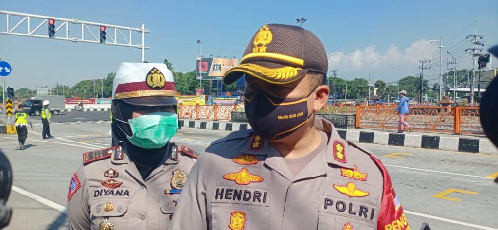 Kapolres Malang, AKBP Hendri Umar. (Foto: Agung Baskoro/Javasatu.com)
