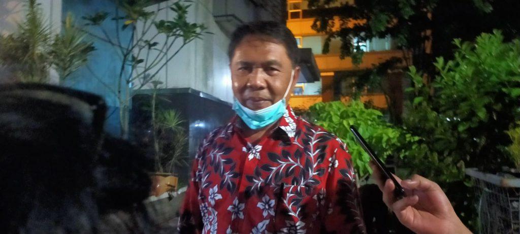 H Romdhoni, Kepala Dinas Pekerjaan Umum dan Bina Marga Kabupaten Malang terkait rencana pelebaran akses jalan kabupaten malang.