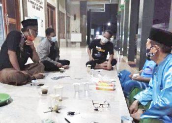 Sosialisasi Kartanu di Desa Sukorejo, Kecamatan Kebomas, menargetkan 1.000 warga hingga jelang Bulan Ramadhan. (Foto: Sudasir Al Ayyubi/Javasatu.com)
