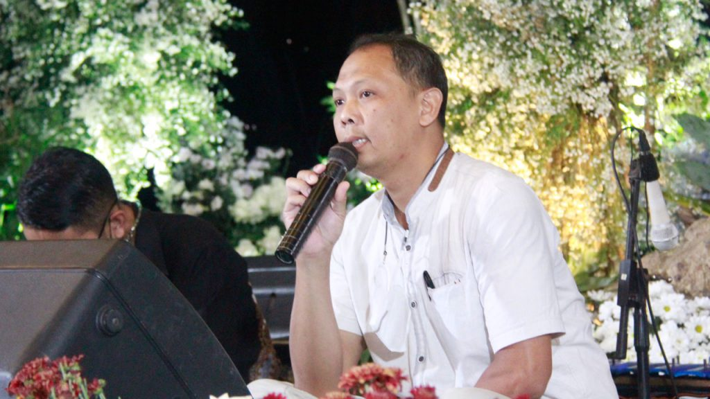 Agus Suprapto, Wakil Ketua Arek Decor Malang (Adem). (Foto: J Krisna/Javasatu.com)